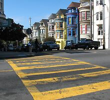 Haight-Ashbury by Brian Rivera