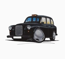 London Fairway Taxi Black Kids Clothes