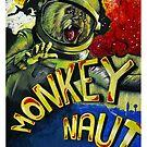 """MonkeyNaut"" by Browan Lollar"