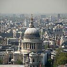 st Pauls London by Janis Read-Walters