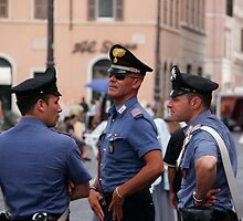 """Policia-Roma"" by grsphoto"