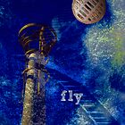 fly by Melissa D. Johnston