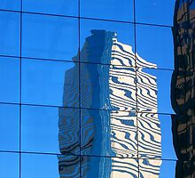 Urban Reflection by Brian Rivera