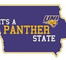 UNI Panther State by devon love mau