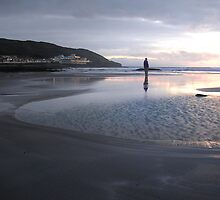 Westward Ho! by Simon Groves