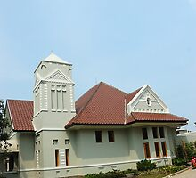 old house by bayu harsa