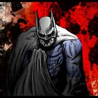 The Dark Knight by Drummy