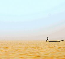 Inle lake by Colinizing  Photography with Colin Boyd Shafer