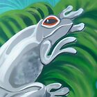 Froggie friend by Kay Cunningham
