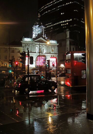 The wonderful West End, London by bared