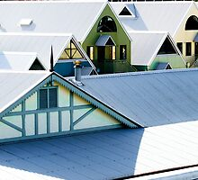 Coloured Attics by Karen Stackpole