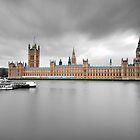 Westminster - London by LauraBenassi