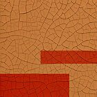 Dry Border - Ziad Zitoun- 40x30cm - 2010 by Ziad Helmi Zitoun