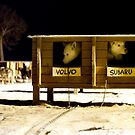 Husky garage by David Burren