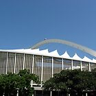 Moses Mabida Stadium  by Antionette