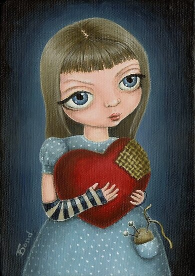 I will mend your heart... by tanyabond