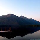 Lake MacDonald 2 by rocamiadesign