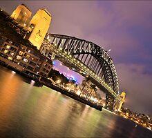 Sydney Harbour Bridge by Ashley Clements