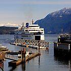 Ferry Arrival by smartart