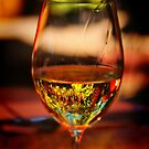 Wine in the Garden by Barbara  Brown