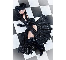 Chessboard Photographic Print