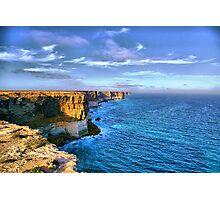 Great Australian Bight Photographic Print