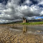 Ardvreck Castle by Craig S. Sparks