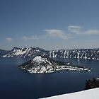 Crater Lake, Oregon by fototaker
