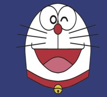 Doraemon Face by tragicprince