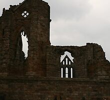 Whitby Abbey by jenrah