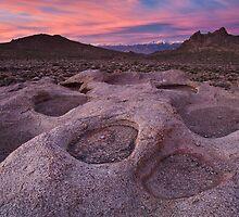 Buttermilk Sunset by Nolan Nitschke