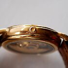 Mapin & Webb automatic gold watch by watches
