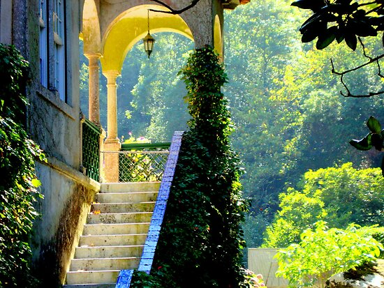 welcome to paradise 182..sintra portugal.. by Almeida Coval