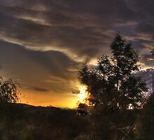 Sunset at Alentejo        by BaZZuKa