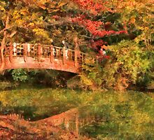Bridge - Asian Delight by Mike  Savad