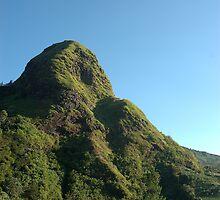 mountain by bayu harsa