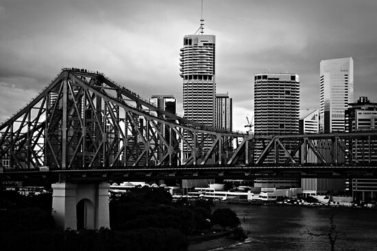 Storey Bridge by Shannon O'Brien