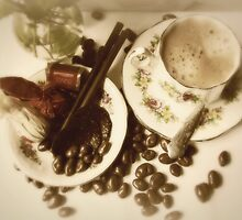 Coffee & chocolates for Mom by Yool