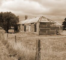 Old Duckhouse Hotel, Monageeta, Victoria by judecw