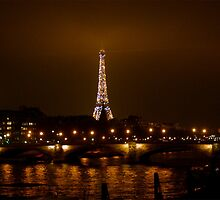 Night In Paris by Robbie Labanowski