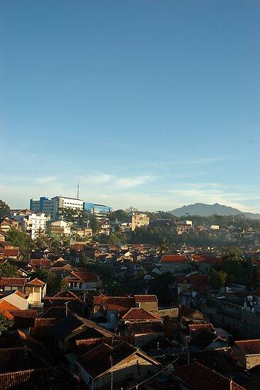 slum area by bayu harsa