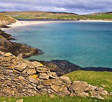 St Ninians Isle at springtime by Shaun Whiteman
