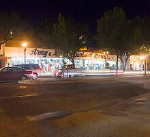 Busy Whyte at Night by ionclad