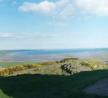 Scrabo to Strangford by blueguitarman