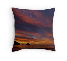Tasmanian Sunrise Throw Pillow