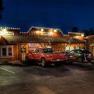Poway Village by Bill McCarroll