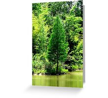 Green Energy Greeting Card