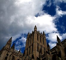 National Cathedral, Washington, DC #4 by Mariya Manzhos