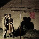 Candid Kiss by Chris Callaghan