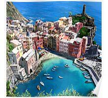 Under the Mediterranean Sun Poster